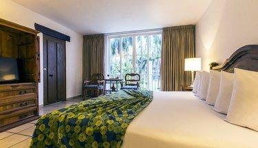 Supérieure Vue sur le jardin Hotel Krystal Puerto Vallarta Puerto Vallarta