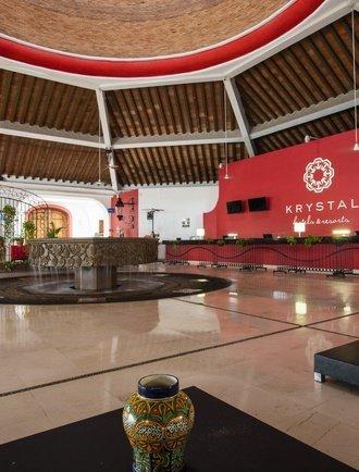 Salão Hotel Krystal Puerto Vallarta Puerto Vallarta
